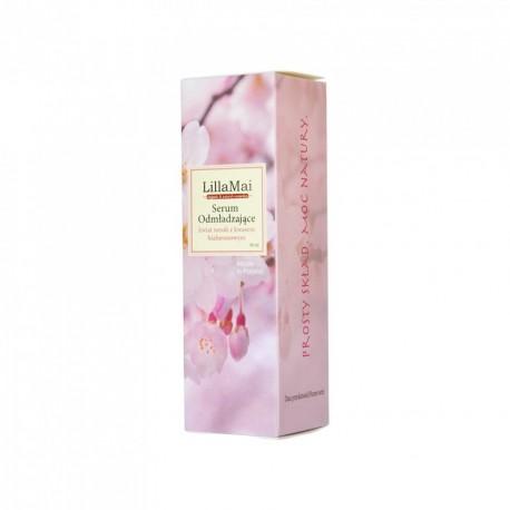 Verjüngendes Serum aus Neroliblüten und Hyaluronsäure Inh. 30 ml