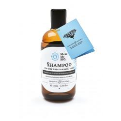 Shampoo für trockenes und strapaziertes Haar  Inh. 250 ml